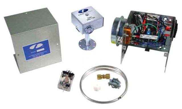 power venter controls kits & access