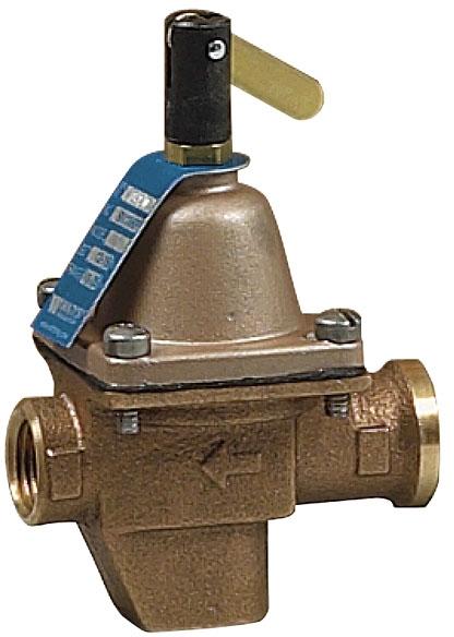 Boiler fill valves