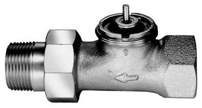 Thermostatic valves/actuators