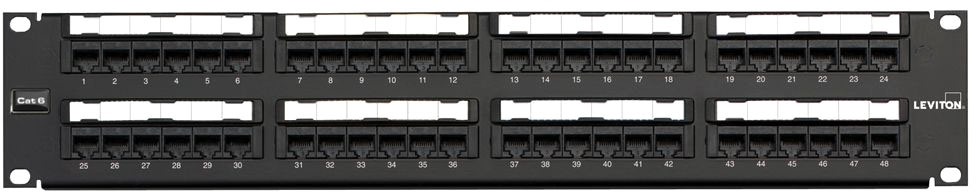 Cat6 Patch Panels