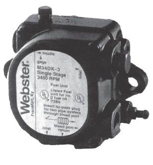 M SERIES PUMPS