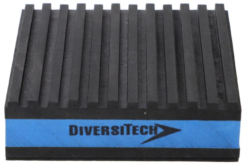 "DiversiTech E.V.A.  Anti-Vibration Pad - 3"" x 3"" x"