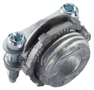 "149865 90570 3/8"" CLAMP CONNECTOR"