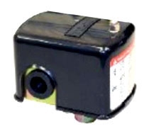 "Merrill Pressure Switch, 1/4"" FPT, 40 PSI Preset-On, 60 PSI Preset-Off, 8 PSI, Lead-Free, Adjustable"