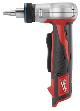 """Milwaukee Tool M12™, ProPEX® Expansion Tool, 12 V, 3/8 to 1"""" Capacity, 60 SPM, Cordless, Compact"""