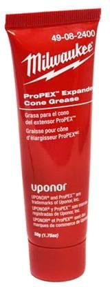 Milwaukee Tool ProPEX® ProPEX® Expander Grease, Cone, Dark Gray