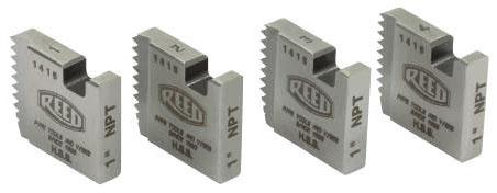 """Reed Segmental Threading Die, 1"""", NPT, High Speed Steel, Right Hand Configured"""