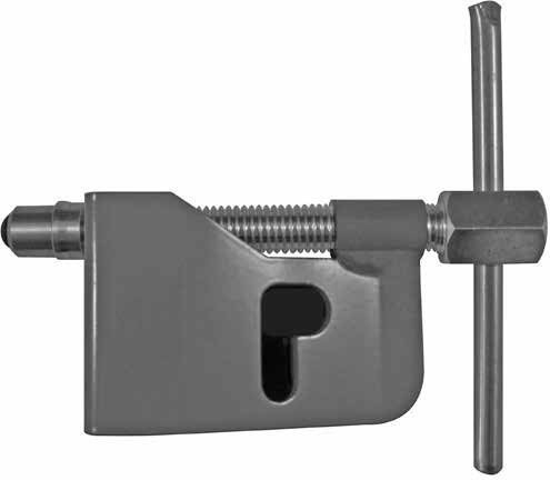 "Pasco Sleeve Puller, 1/2"" Copper Tubing, 3/4"" Socket, Compression, Heavy Duty"