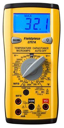 Fieldpiece LT17A Digital Multimeter