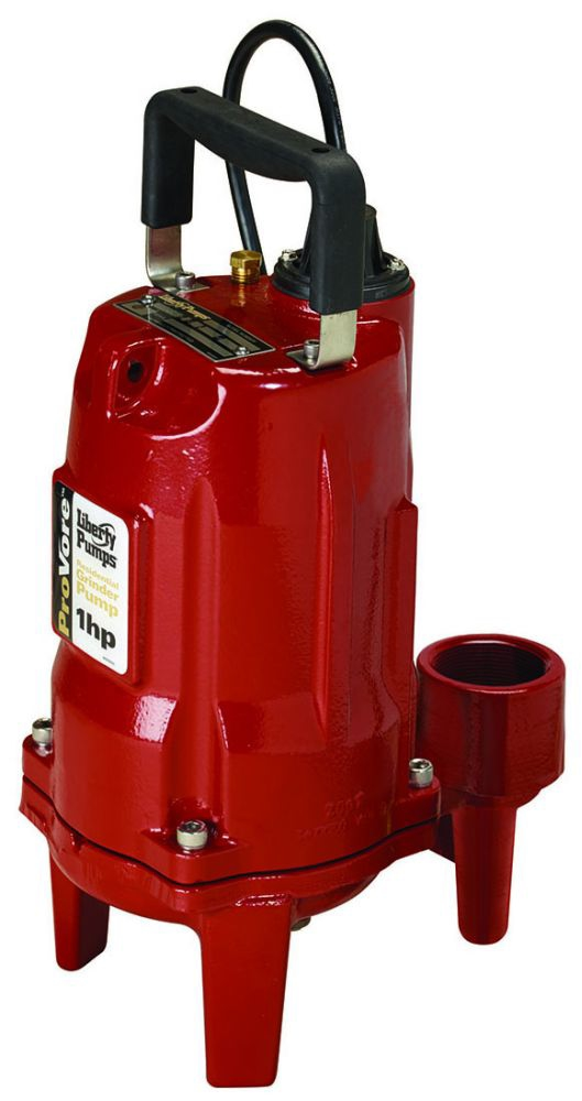 "PRG101A 1HP 115V PRG AUTO EFF PUMP W/ 2"" DISCHARGE LIBERTY"