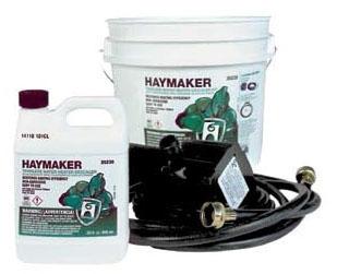 Hercules Haymaker™ Yellow Tankless Water Heater Descaler, 1 Gallon Can, Lead-Free, Liquid