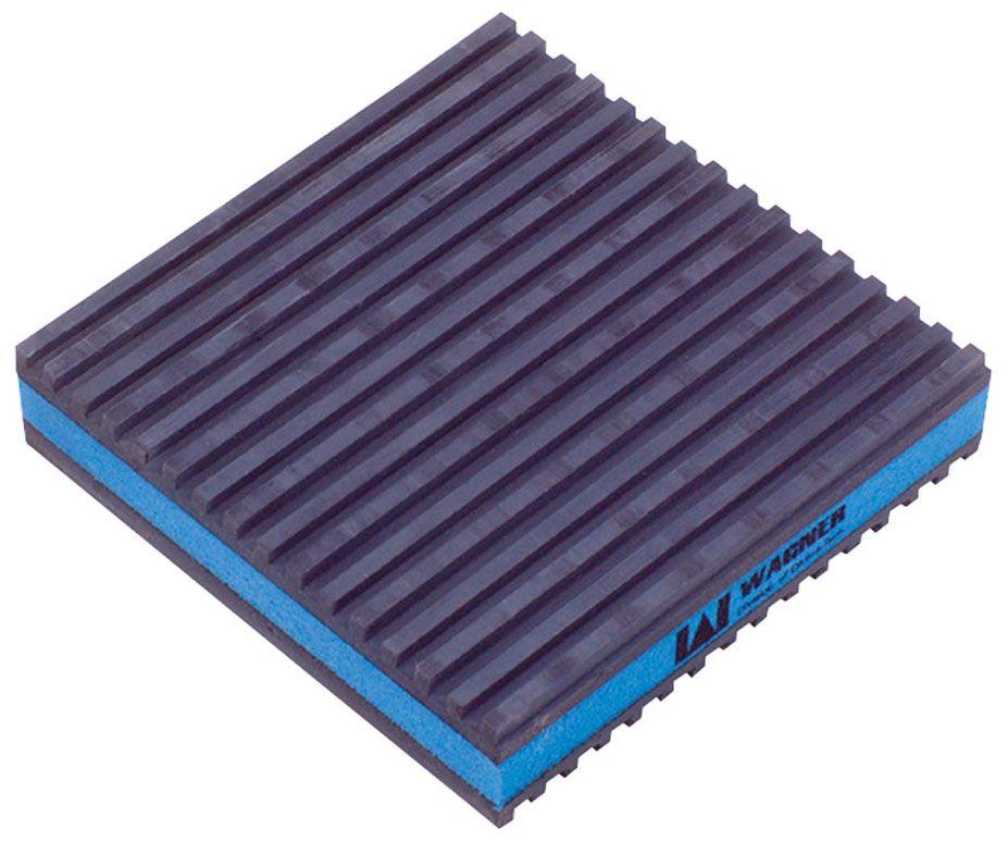 "DiversiTech E.V.A.  Anti-Vibration Pad - 2"" x 2"" x"