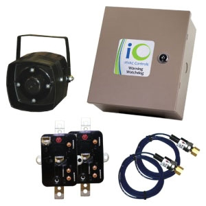 Condensing Unit Alarm System