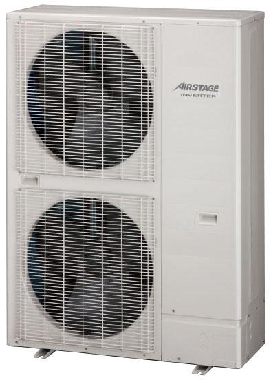 Fujitsu AOU60RLAVM - Airstage  (60,000 BTU) J2 Series Heat