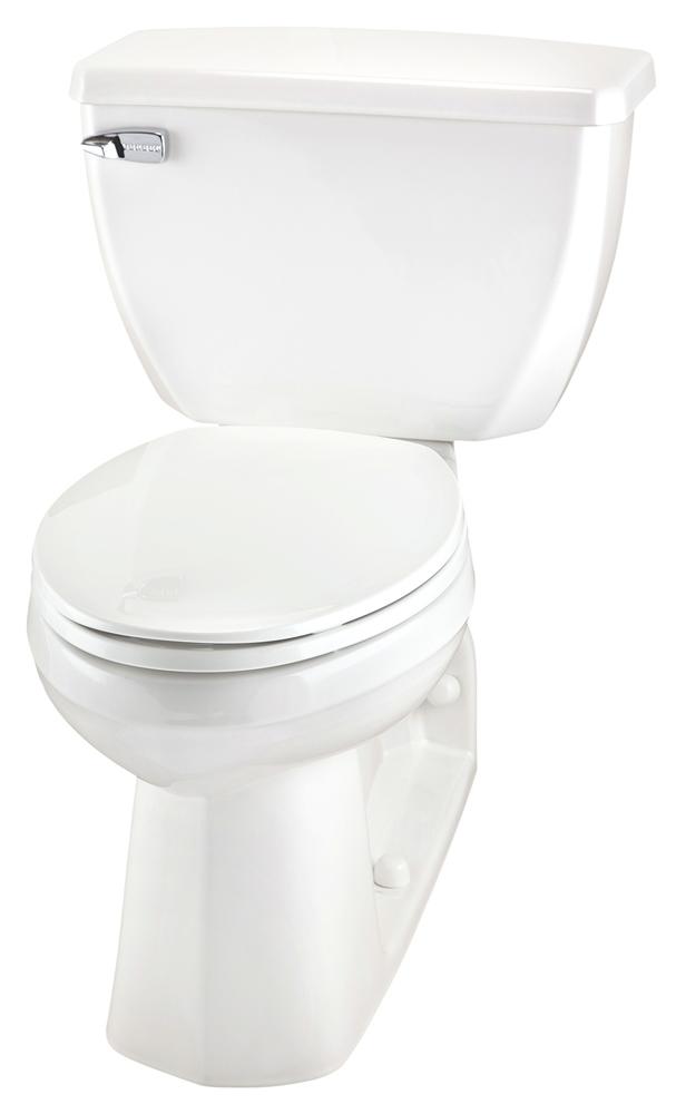 21-325 KIT GERBER ULTRA FLUSH WHT EL ADA 1.6 GPF 2PC TOILET W/ SOFTCLOSE SEAT