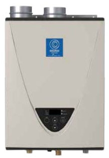 SCT-199I-N STATE ON DEMAND NAT GAS 199,000 COMM TANKLESS WTR HTR