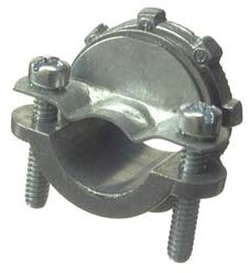 "242800 90513 1"" CLAMP CONNECTOR"