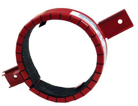 """Metacaulk Firestop Pipe Collar, 3"""" W"""