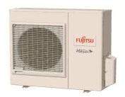 Fujitsu AOU24RLX - 24K BTU, 15 SEER, Heat Pump Condenser,