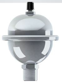 SS EXPANSION TANK FOR TANKLESS WATER HEATERS