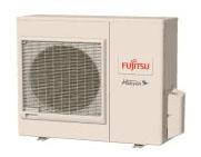 Fujitsu AOU18RLX - 18K BTU, 16 SEER, Heat Pump Condenser,
