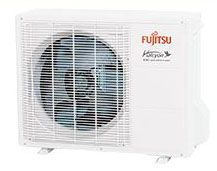 Fujitsu AOU24RLB - 24K BTU,  18 SEER, R410A Mini Split  Wall Mount Heat Pump  Condenser, 208-230/1/60