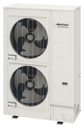 Fujitsu AOU120RLAVL - Airstage  (120,000 BTU) J3L Series Heat