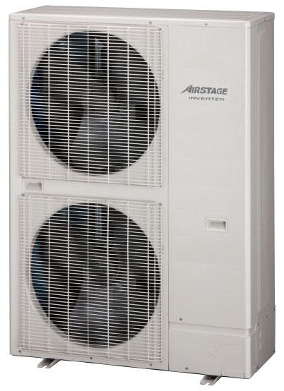 Fujitsu AOU36RLAVM - Airstage  (36,000 BTU) J2 Series Heat