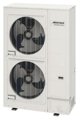 Fujitsu AOU72RLAVL - Airstage  (72,000 BTU) J3L Series Heat