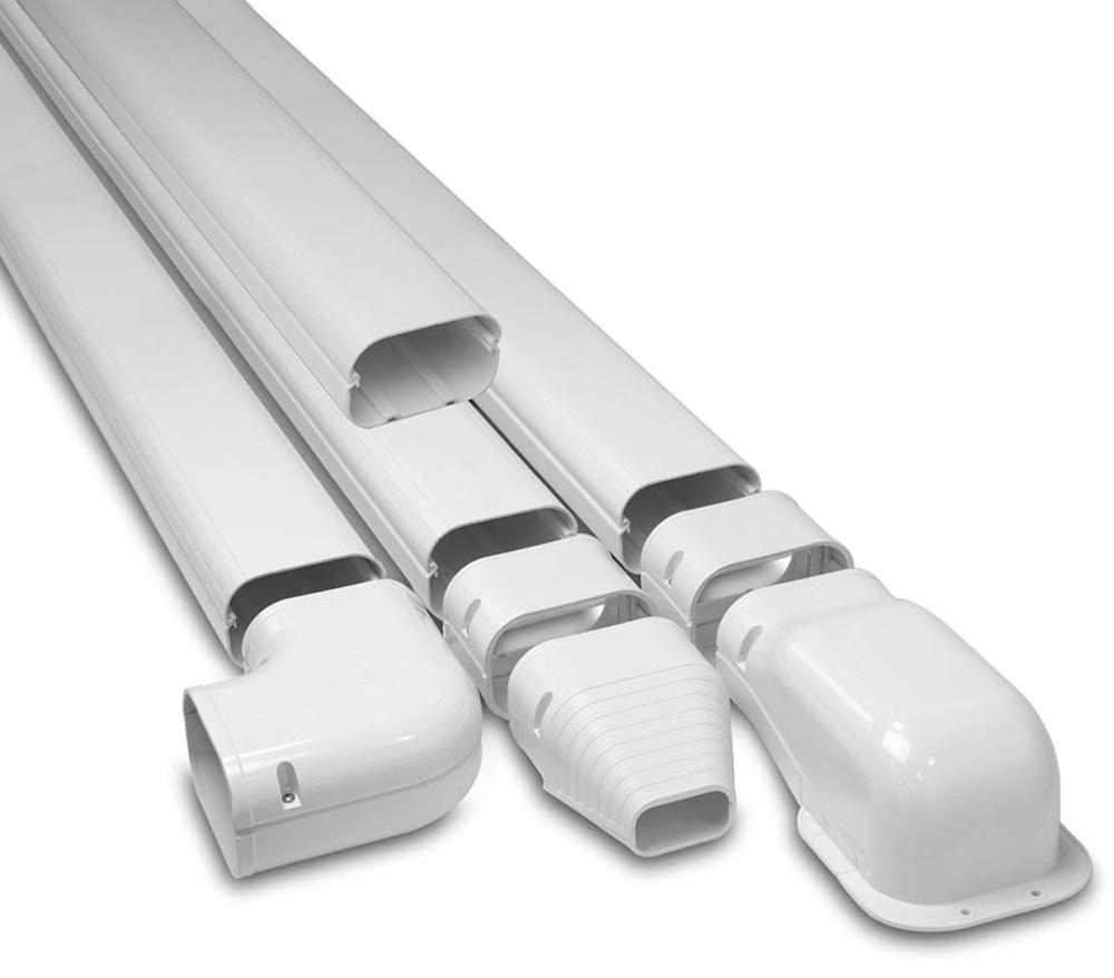 Inaba Slimduct SFJ-100-I - Flex Adaptor (20/Case)