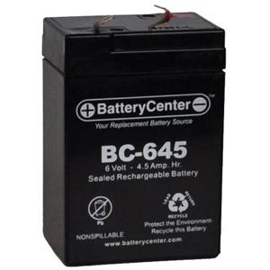 Battery Center BC-645F1