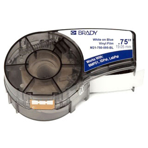 Brady M21-750-595-BL