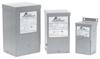 ACM T1-81051 ACM XFMR 500W .50KVA 120/240V X 12/24V