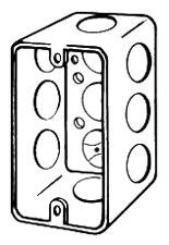 APL 4CS-1/2 EGS HANDY BOX 1-7/8D 1/2 KOS DRAWN