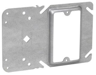 THP TP30000 THP 1/2R 1G UNI-MOUNT PLASTER RING
