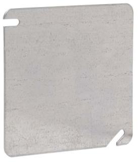 THP TP472 THP 4SQ BOX BLANK COVER PLATE