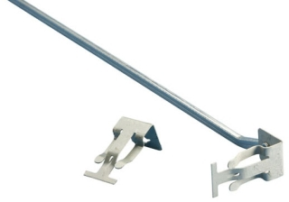 cdy 520 CDY BAR HGR F/ LIGHTOLIER FIXT (1PR = 2 BRACKETS)