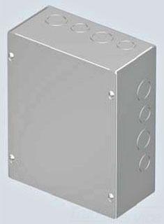 EXM 1100-DF080806N EXM 8X8X6 DF N1 J BOX SC