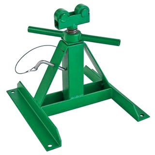 gre 687 GRE SCREW TYPE REEL STAND 13