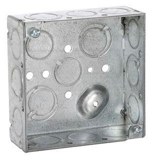RAC 189 RAC 4X4 BOX 1-1/2D 1/2 & 3/4 KO EW