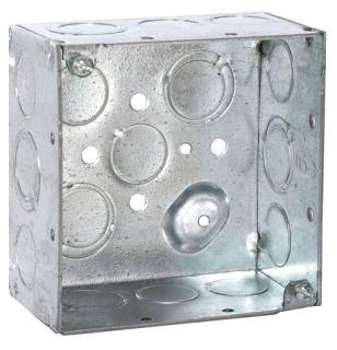RAC 232 RAC 4X4 BOX 2-1/8D 1/2 & 3/4 KO