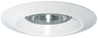 PRG P8074WL-28 PRG OPEN SHOWER LITE TRIM WHITE