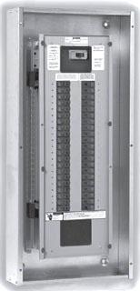 sie P1E18MC250C SIE PANELBOARD 18SP 3PH 277/480V 250A CONVERTIBLE