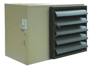 ryw P3PUH07CA1 RAYWALL 7.5KW 480V 3P UH Series Unit Htr.