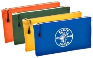 KLN 5140 KLN COLORED POUCHES SET OF 4
