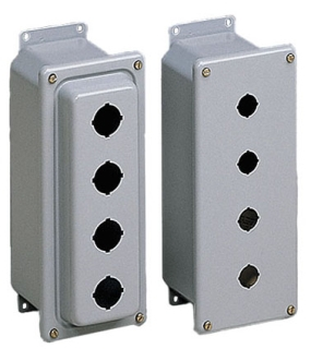 HOF ED3PB HOF PB ENCLOSURE 3-HOLE N41213