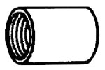 CPL 1-IN-ALUM-CPLG (0345) 1