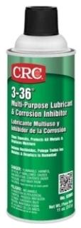 CRC 03005 CRC 3-36 MULTI-PURPOSE LUBRICANT & CORROSSION INHIBITOR 16OZ AEROSOL