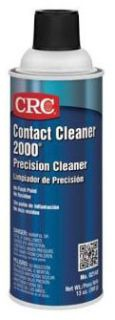 CRC 02140 CRC CONTACT CLEANER 2000