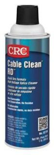 CRC 02150 CRC 16OZ RD CABLE CLEANER